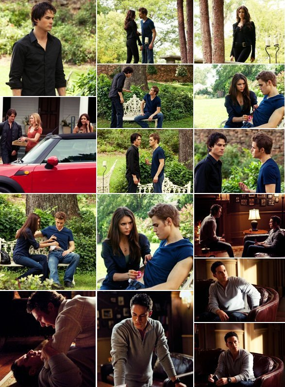 Mon avis sur l'épisode 1 saison 2 de Vampire Diaries !