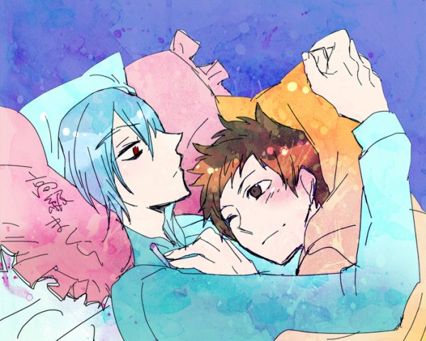 ^^Les plus beaux Fan Art Yaoi Servamp (KuroXMahiru)^^