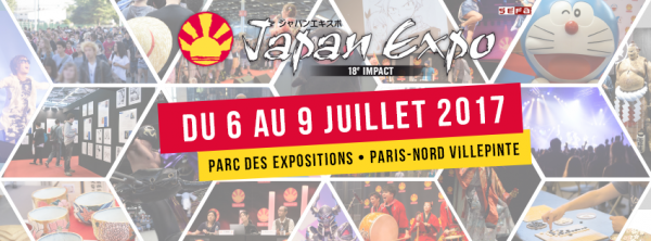 Japan Expo Paris 2017!!!