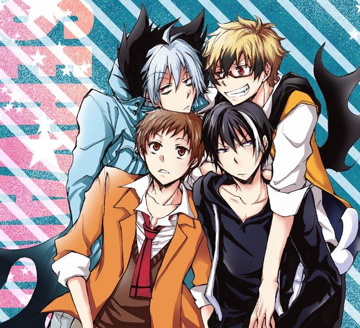 ^^Le blog du manga Servamp, par une fan de Servamp^^