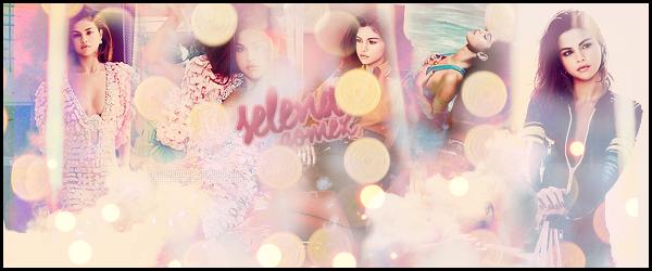 . ─ Bienvenue sur SellyGomez, votre source d'actualité sur Selena Gomez  .