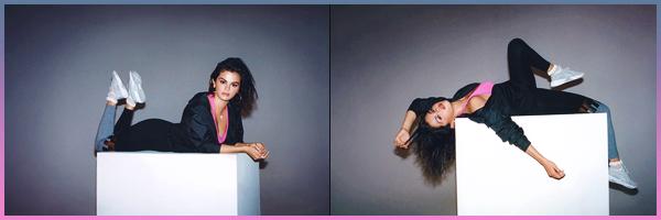 •Découvrez ces nouvelles photos réalisées pour « Selena Gomez x Puma »datant de 2018 !