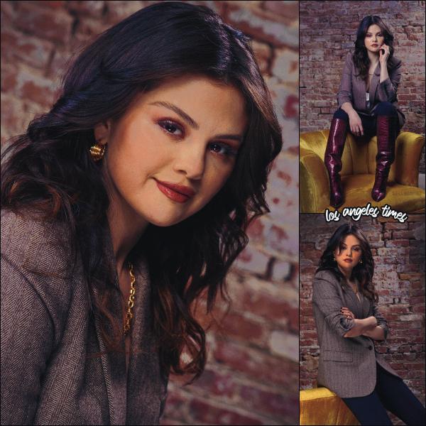 - PHOTOSHOOT''♡'Découvrez Selena pour le mois de Mars du 'Los Angeles Times' ! -