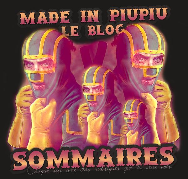 - SOMMAIRES DES SOMMAIRES -