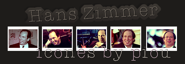 Talent Coup de ♥ Hans Florian Zimmer Talent Coup de ♥ Hans Florian Zimmer  Talent Coup de ♥ Hans Florian Zimmer    - Sommaire -