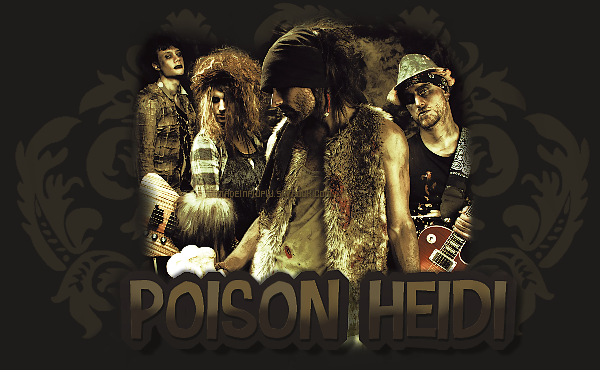 Poison Heidi    Something Survives / RottenTo The  Bone   - Sommaire -