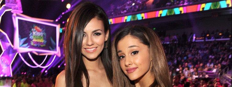 Ariana grande et Victoria justice