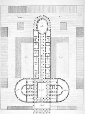 Nicolas ledoux et sa fameuse architecture parlante ma for Architecture utopiste