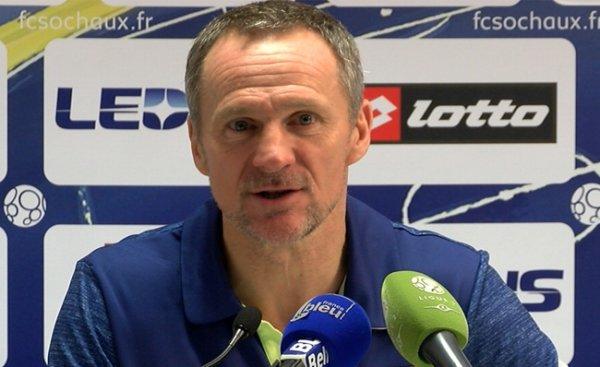 FOOTBALL : LE FC SOCHAUX PERD (2-1) ET RETROUVE LA ZONE ROUGE. POUR REVIVRE LE LIVE, C'EST ICI