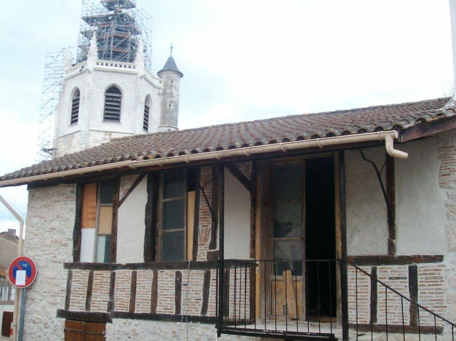 LES RESTAURATIONS DE LA MAISON BERGONIER