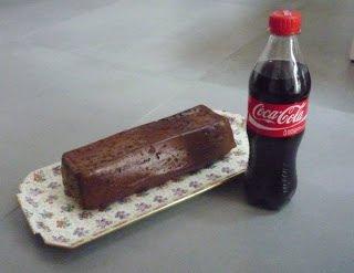 Cake Au Coca