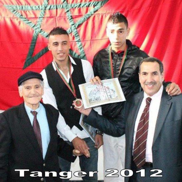 championnat du Maroc Mediq Tanger 2012