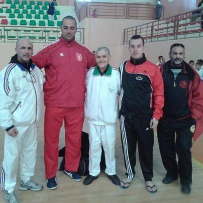 Nos frères Algériens et Tunisiens