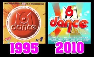 M6 DANCE 2010