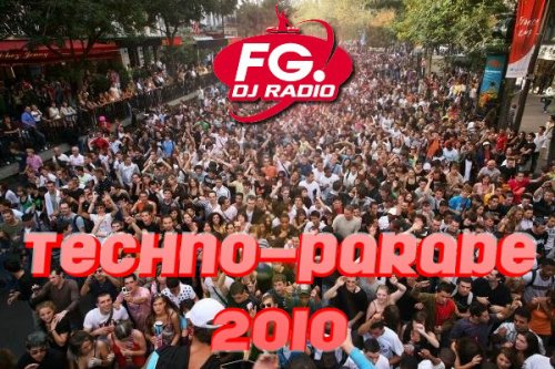 ♥♥♥♥♥♥♥♥♥♥ TECHNO-PARADE 2010 ♥♥♥♥♥♥♥♥♥♥