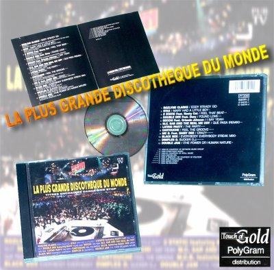 LA PLUS GRANDE DISCOTHEQUE DU MONDE - VOLUME 1
