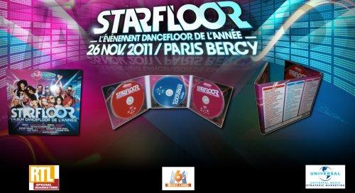 STARFLOOR HIVER 2011 - LA COMPILATION