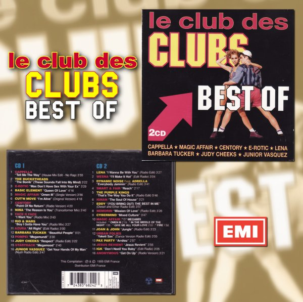 LE CLUB DES CLUBS - BEST OF