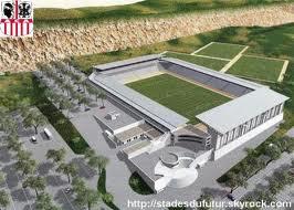 prochain stade de l'Ac Ajaccio