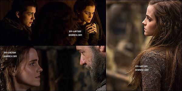 ♦ De nouveaux stills pour le film Noah viennent seulement d'apparaître..