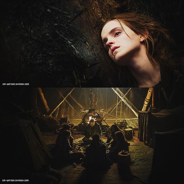 •• Découvrez sept nouveaux stills ainsi que deux photos Behind The Scene du film Noah .