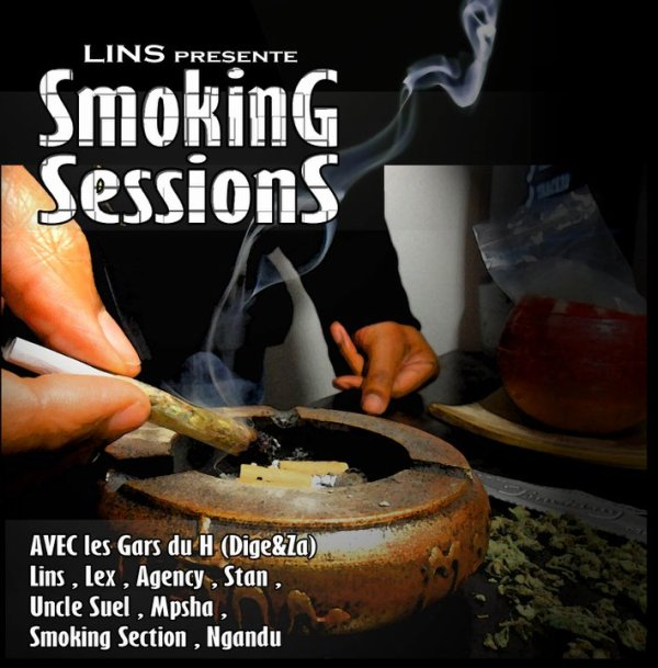 SMOKING SESSION DISPONIBLE
