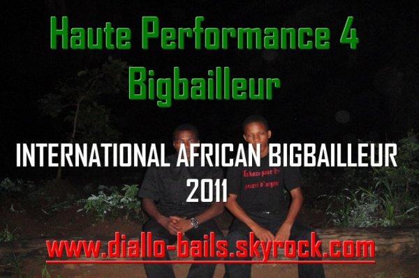VMAN Haute performance 4: Bigbailleur