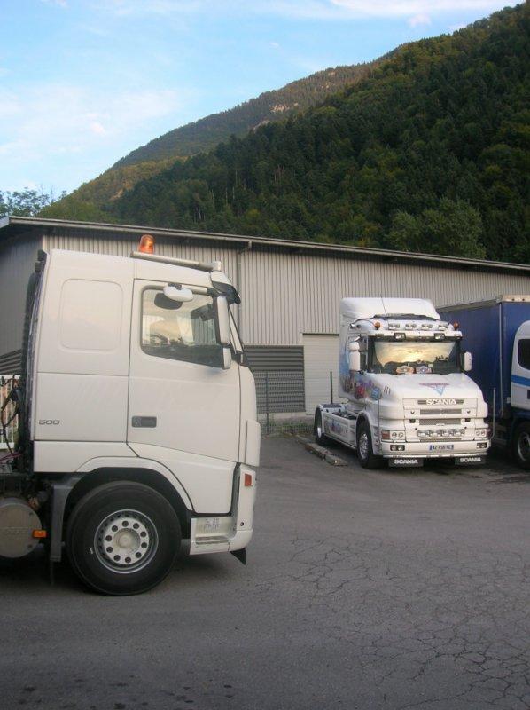 Fh12 500 et T580