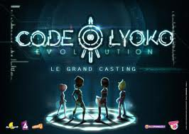 Le casting de Code Lyoko Evolution
