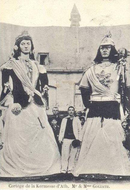 Monsieur et Madame GOUYASSE
