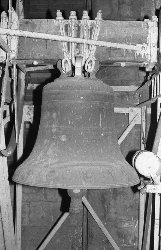 La grosse cloche sonne le départ des festivités athoises de la Ducasse mais également, commémore chaque année la libération d'Ath du 3 septembre 1944