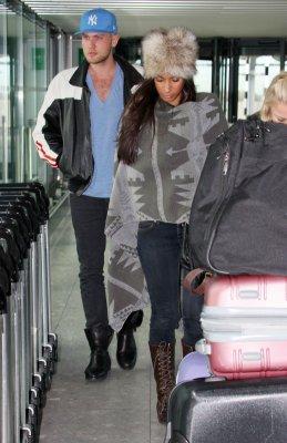 • Leona et son boyfriend + quelques news •