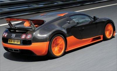 Bugatti EB 16/4 Veyron Super Sport (2011)