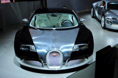"""Bugatti EB 16/4 Veyron """"Nocturne"""" (2010)"""