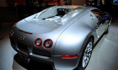 "Bugatti EB 16/4 Veyron ""Sang d'Argent"" (2010)"