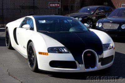 Bugatti EB 16/4 Veyron Grand Sport Blanc Noir Edition (2010)