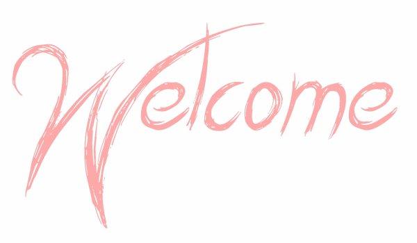 Bienvenue ! ∞ ♥