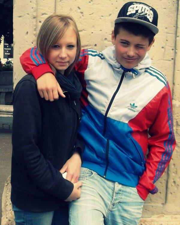 Mon frère.♥