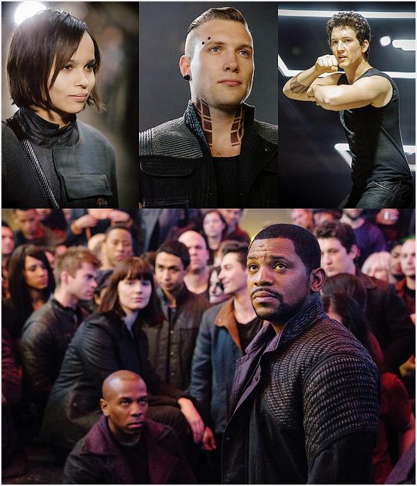 Découvrez cinq nouveaux stills (en hq) de Divergente qui sort le 9 Avril 2014 !___vous avez hâte  ?