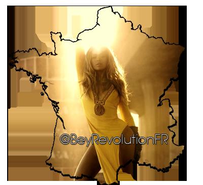 Beyoncé en France !!!