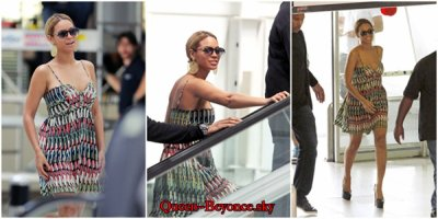 Beyoncé à Nice
