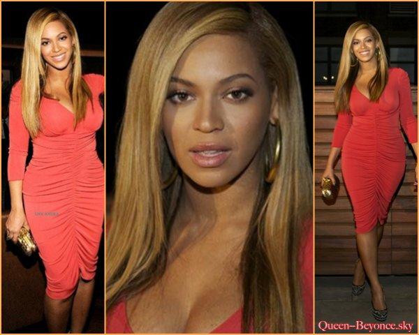 Beyonce le retour