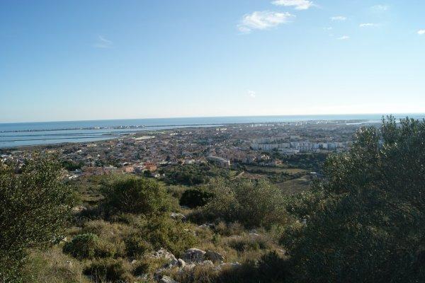 Ma ville et la Méditerranée <3