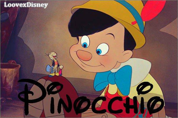 Pinocchio ♥