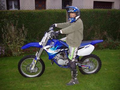 motocross 80cc a vendre