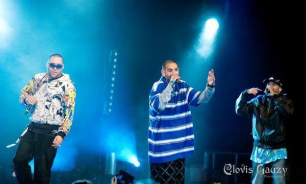Casa Crew en concert à Marrakech