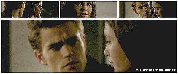 Stefan et Elena.