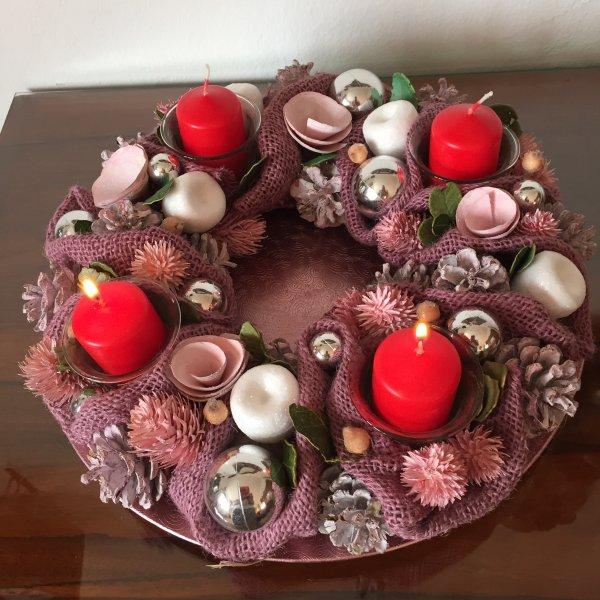 Dimanche prochain, nous allumons la deuxième bougie de l'Avent. Kommenden Sonntag werden wir die zweite Kerze des Advents anzünden…