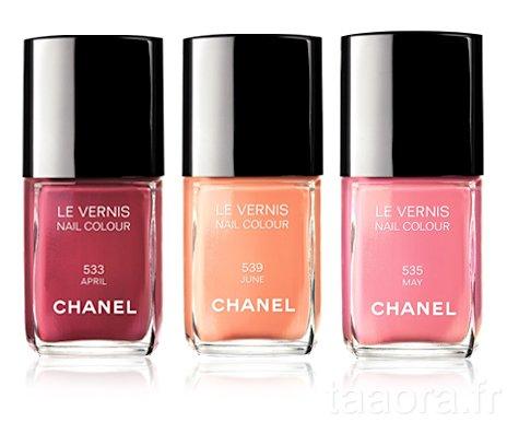 Vernis Chanel !