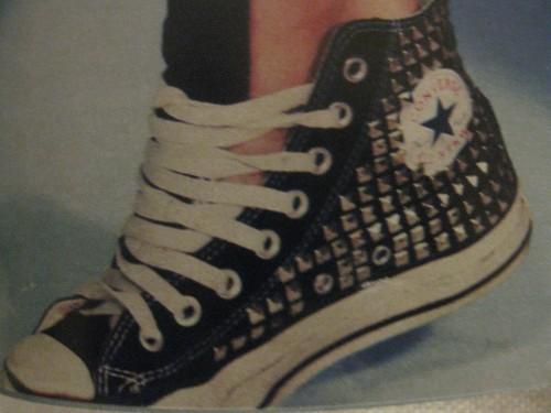 Converse ...